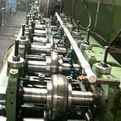 Steel Tubing Manufacturing Machinery