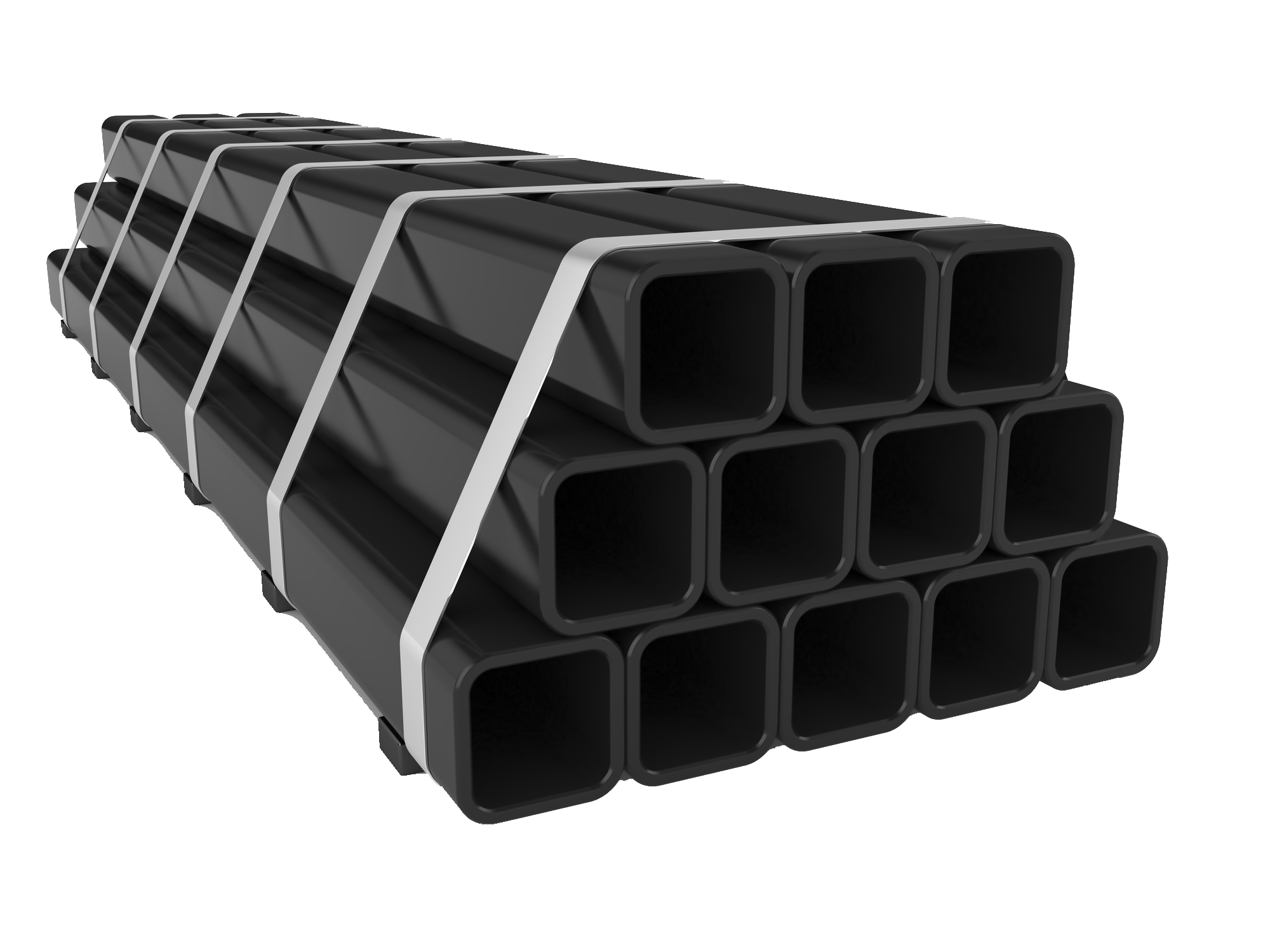 Square Steel Tubing by Steel Tube Inc.